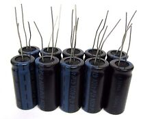 10Pcs Electrolytic Capacitors 400V 47uF Volume 13x30 mm 47uF 400V