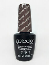 Gelcolor soak off - GC F15 You Don't Know Jacques opi 0.5oz/15ml