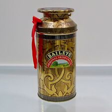 1992 Christmas Edition Baileys Aluminum Tin Original Irish Cream
