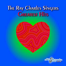New CD The Ray Charles Singers Greatest Hits 28 Tracks All Stereo All Listed