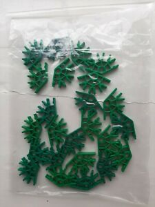 24 KNEX GREEN 4 WAY CONNECTORS FOR CONSTUCTION BUILDING TOYS IMAGINATION