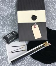 Palomino Blackwing Gift Set Pencils Long Point Sharpener 602 Pearl Standard