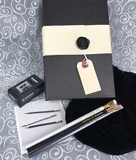 Palomino Blackwing Gift Set Pencils Long Point Sharpener 602 Pearl Standard Impr