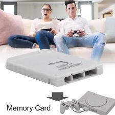 B9C2 C16E 0BDE para Playstation 1 Tarjeta de memoria de tarjeta de almacenamiento de tarjeta SC juegos de video