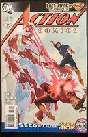 ACTION COMICS #887 (2010 DC Comics) ~ VF/NM Book (Superman)
