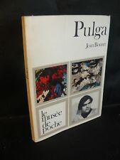 Le musée de Poche: Bruno Pulga (Jean Bouret) peinture-art 1970 (BEG) Italie