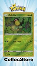 ☺ Carte Pokémon Chétiflor REVERSE 1/145 VF NEUVE - SL2 Gardiens Ascendants