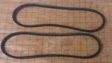 954-0430B V- Belts MTD SET OF 2 Snowthrower 754-0430 754-0431 954-0431 OEM