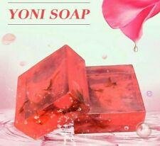 Yoni Feminine Hygiene Yoni Wash Vaginal Clean Yoni Fetid Remove Rose Smell Soap
