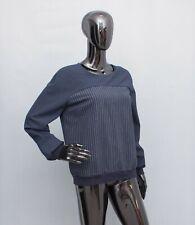 Wool Blouse BAUM UND PFERDGARTEN Blue Top 40
