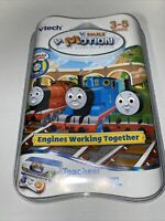 VTech V. Motion Thomas & Friends Engines Working Together NEW V.Smile