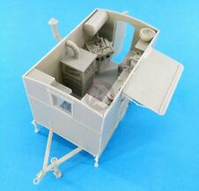 Resicast 1/35 NAAFI YMCA Mobile Canteen Caravan WWII Interior Detail Set 351286