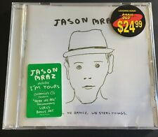 Jason Mraz We Sing We Dance We Steal Things CD Brand New Free Post