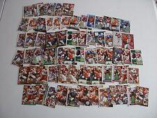 LOT OF 68 LEONARD RUSSELL  CARDS