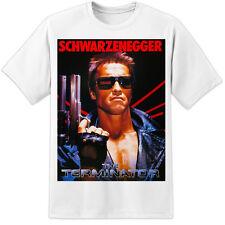 La película de Terminator Cartel T Shirt-gran impresión! (s - 3xl) Depredador Aliens Dvd