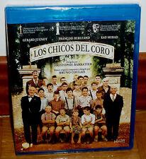 LOS CHICOS DEL CORO LES CHORISTES BLU-RAY NUEVO PRECINTADO DRAMA (SIN ABRIR) R2