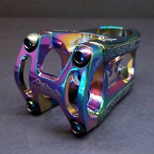 💥 Pro Masterpiece MTB/XC/DH 50mm Aluminum Alloy Stem 31.8mm 0 deg Rise 4 COLORS