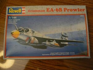 1/144th EA-6B Prowler kit by Revell, #4055