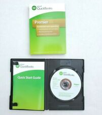 Inuit Quickbooks 2015 Premium Desktop Tax Software Complete with Code Windows