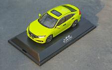 Honda Civic 2019 Diecast Car Model Toy 1:43