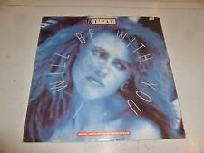 """T'PAU - I Will Be With You - 1988 UK limited edition 3-track 12"""" vinyl single"""
