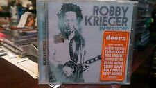 Robby Krieger in Session CD (The Doors Guitarist) + Guests  Back Door man