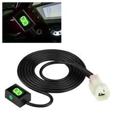 Green Digital Display Gear Indicator Motorcycle Display Shift Lever for Kawasaki