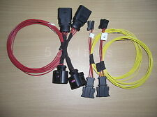 AUDI A5 8T 8F halogen to Facelift LED rear lights tail lights adapter cable set
