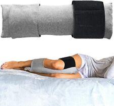 Bed Pillows Leg Pillows Shredded Memory Foam Knee Pillows for Sleeping Hip Pain