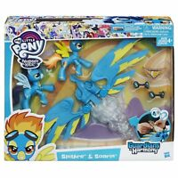 My Little Pony Guardians Of Harmony Spitfire And Soaring Set of Fun! NEW Sealed