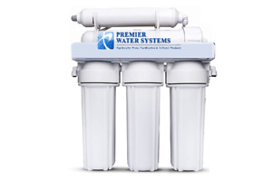 Premier Ultra Filtration Water Filter System 5 Stage Made in  U.S.A.