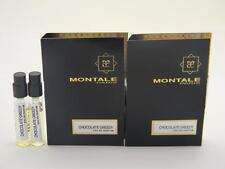 2 x Montale CHOCOLATE GREEDY EDP Vial Sample SPRAY 2ml / 0.07 fl oz