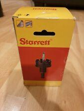 Starrett  Hole Saw 65mm- 2.9/16 Carbide Tipped    (NEW)