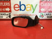 MAZDA 6 DOOR MIRROR ELECTRIC (PASSENGER SIDE) TS 5 DOOR ESTATE 2002-2007