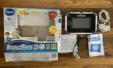 Vtech INNOTAB 3s Console Boxed Learninng Kids Age 3-9 See Description