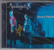 APOLOGETIX - GRACE PERIOD (CD, 2002) Christian Parody Band!!!  *NEW!!!