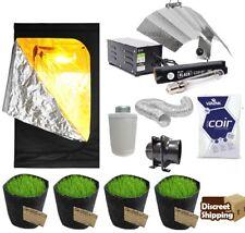 complete grow tent kit 600w fan kit  1.2 coco set up hydroponics BUDDA ROOM