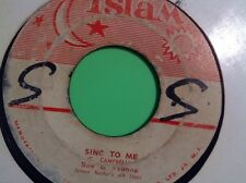 Sing to Me / No more Roy panton & Yvonne Buster all Stars
