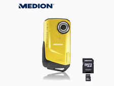 "MEDION LIFE  MD86782 Full HD Unterwassercamcorder 5,08 cm / 2,0"" 1080p"