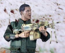 Mk46 Mod 0 1:6 personnage para étage Camouflage m249 Light Machine Gun modèle mk46_f