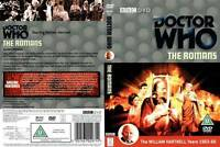 Doctor Who - The Romans (Edición Especial) Impecable Cond - Dr - William