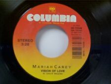 """MARIAH CAREY """"VISION OF LOVE / PRISONER / ALL IN YOUR MIND / SOMEDAY"""" 45"""