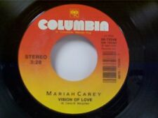 """MARIAH CAREY """"VISION OF LOVE / PRISONER / ALL IN YOUR MIND / SOMEDAY"""" 45 MINT"""