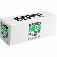 Bande moyen format Pellicule BN noir et blanc Ilford HP5 Plus 400 120