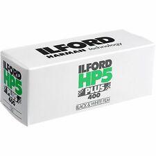 Película medio formato Rollo BN blanco y negro Ilford HP5 Plus 400 120
