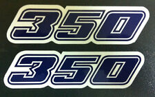 Adesivo fiancatine 350 KTM GS 1981- adesivi/adhesives/stickers/decal