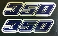 Adesivo fiancatine 350 KTM GS 1981- adesivi/adhesives/stickers/decal