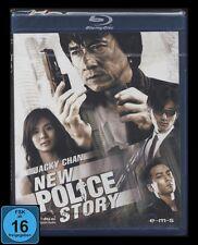 BLU-RAY NEW POLICE STORY - HONGKONG-ACTION mit JACKIE CHAN  ** NEU **