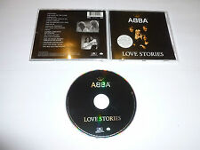 ABBA - Love Stories - 1998 17-track CD Album