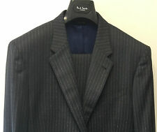 Paul Smith Single Pinstripe Suits & Tailoring Wool for Men